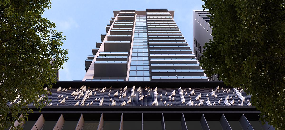 57 Haig Street exterior building