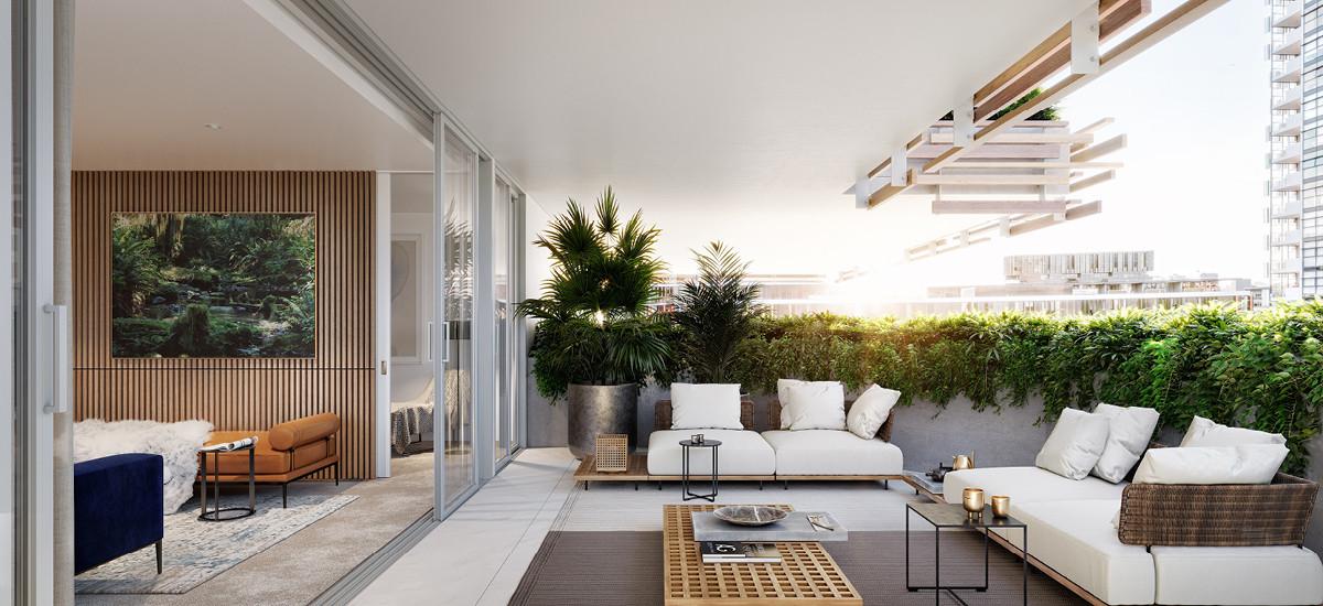 Mastery living room