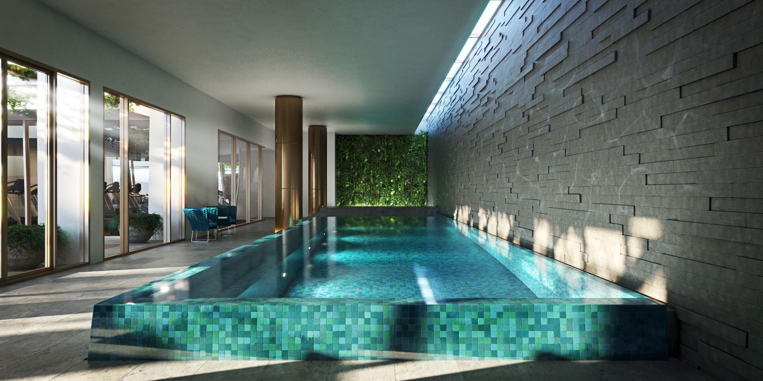 Botanic pool