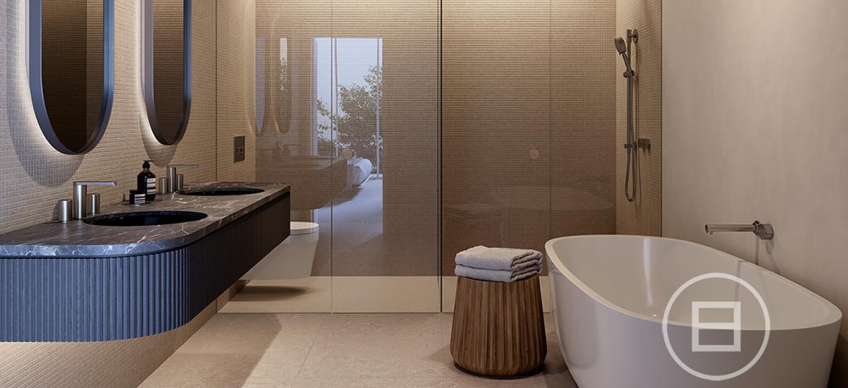 No6SydneyStreet Bathroom