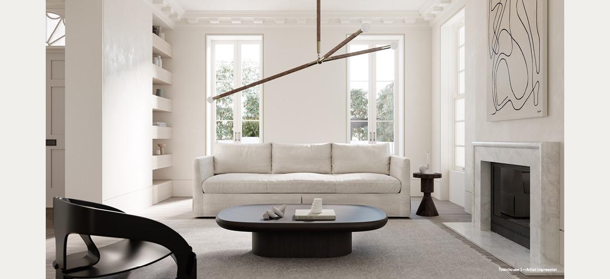 Melfort living room