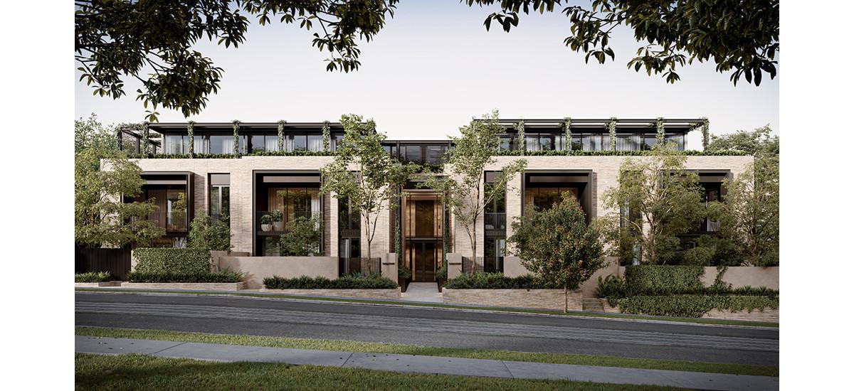 Daracombe facade