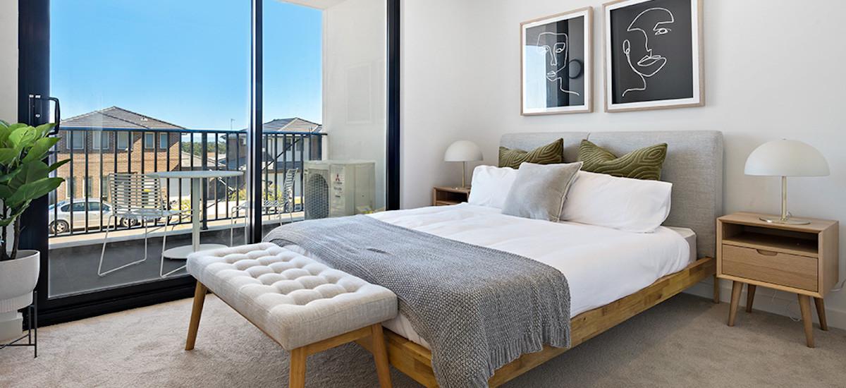 Grandfield bedroom