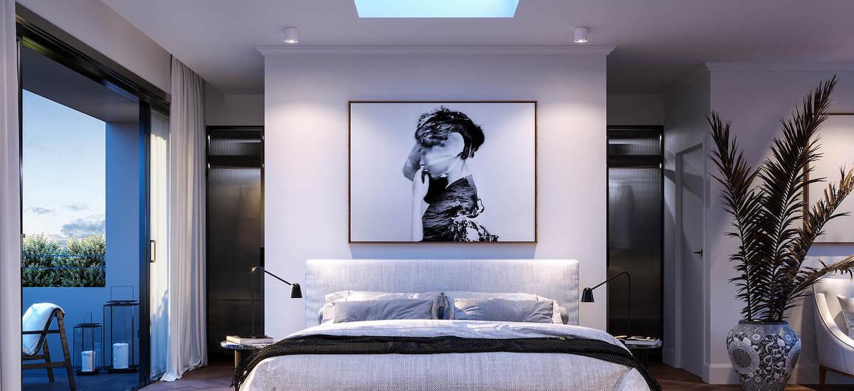 Harriette bedroom