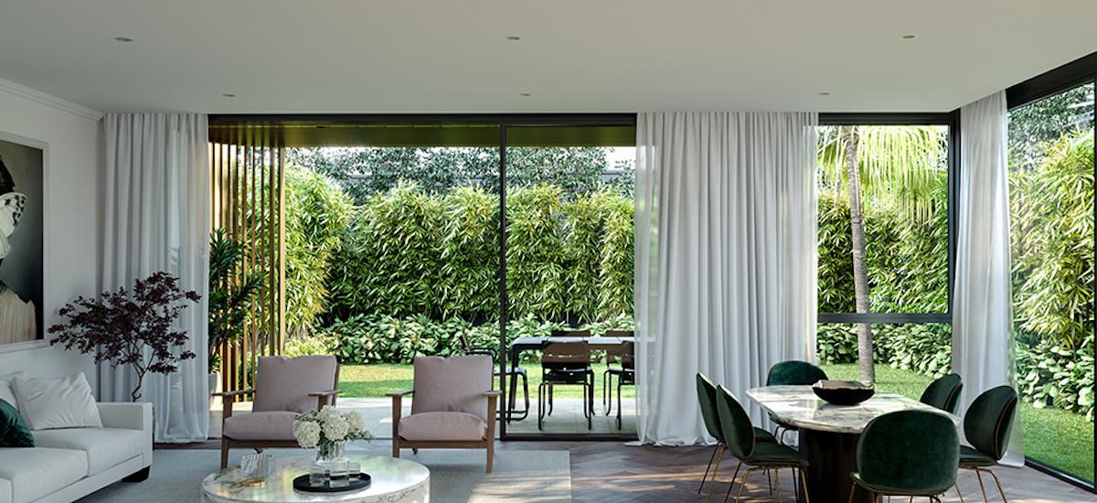Harriette living room