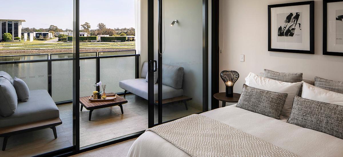 Marina Concourse Bedroom