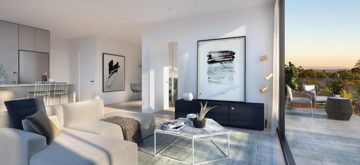 Martin & Powlett lounge