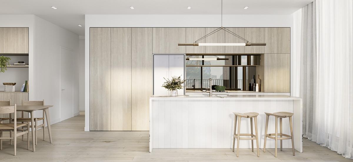 Ryrie kitchen