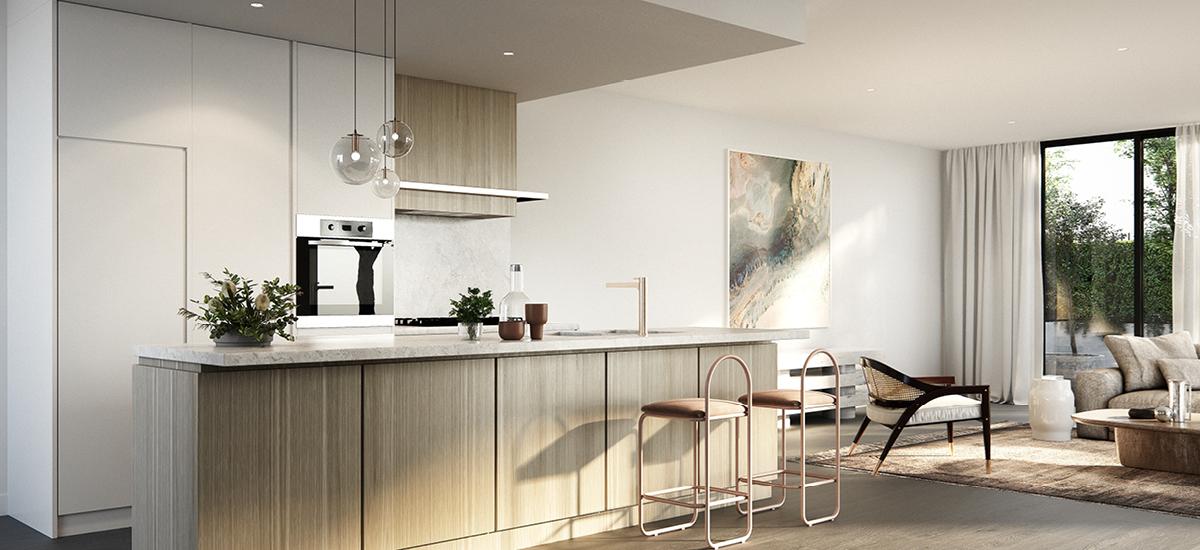 OLEA kitchen