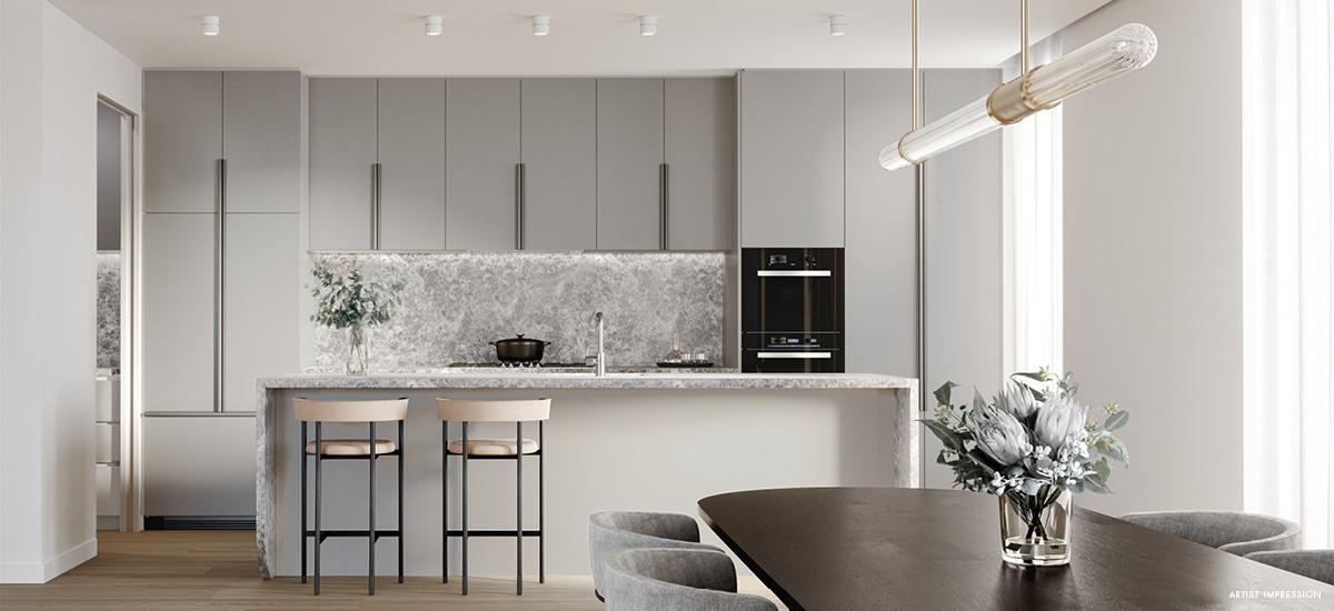 Timeless kitchen
