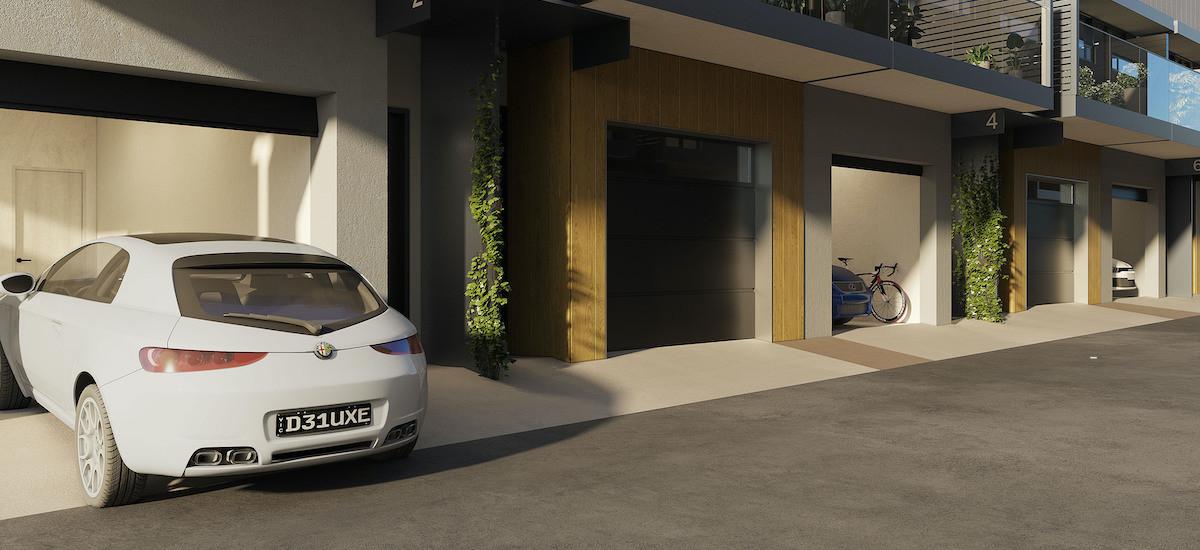 Highmont garage