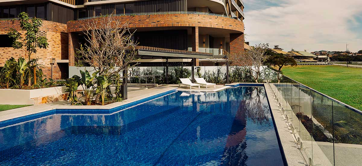 Ascot Green pool