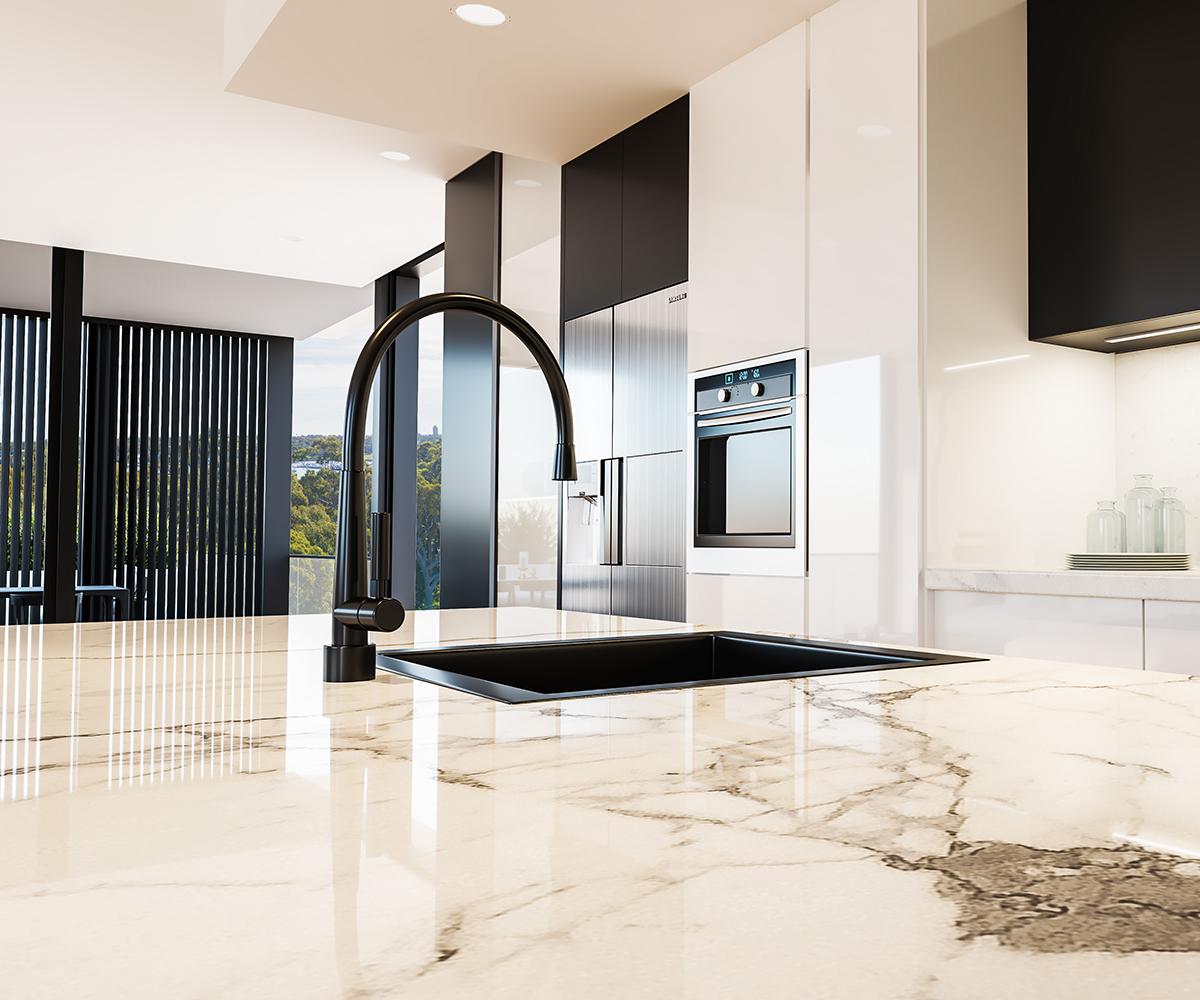 Aurora Cronulla Interior Kitchen
