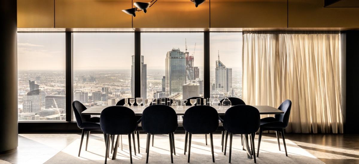 Australia 108, 1, 2 & 3 bed apartments. 70 Southbank Boulevard Southbank