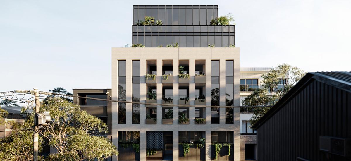 Bedford building exterior