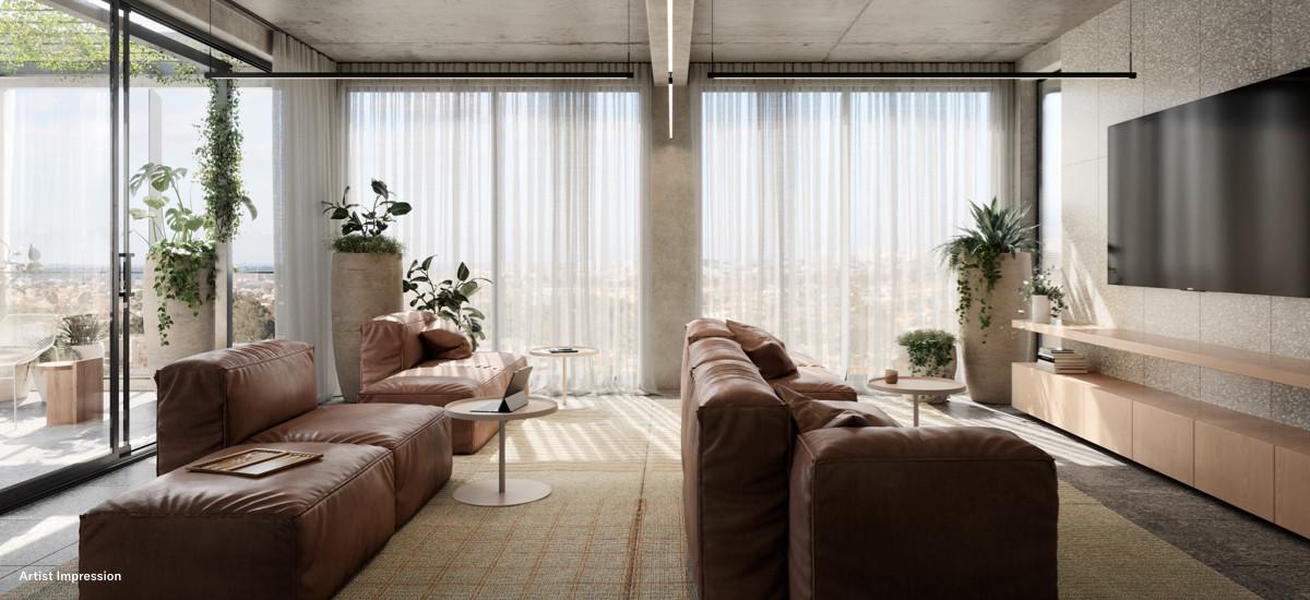 Canvas Apartments in Brunswick
