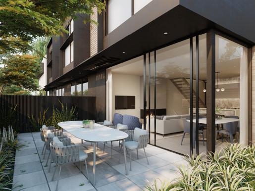 Duke Street St Kilda apartments