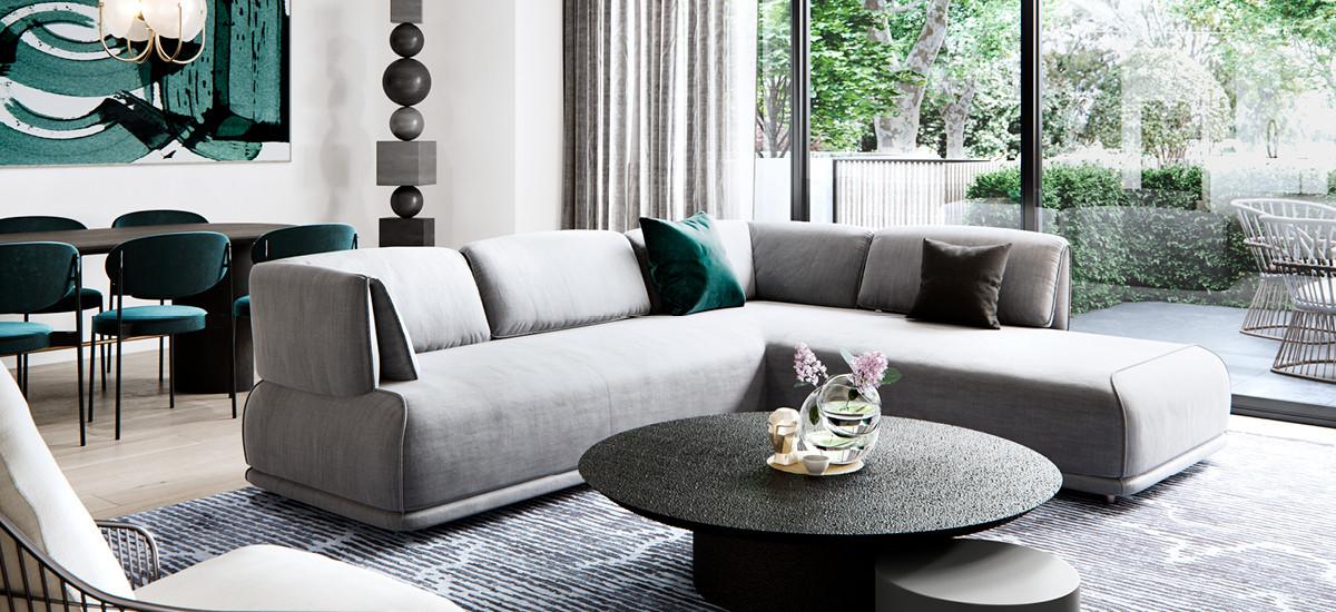 Elwood Park living room