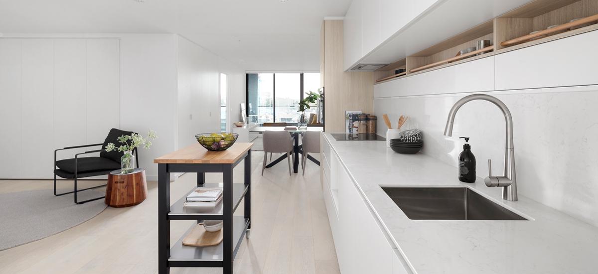 Hall st kitchen