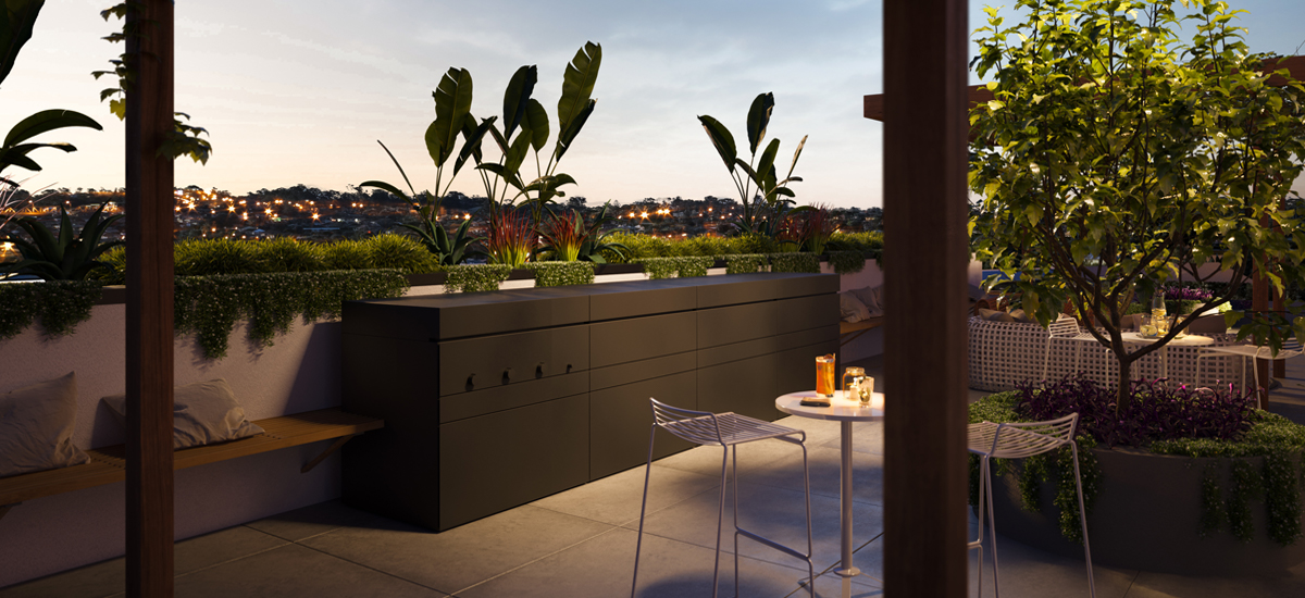 Horizon rooftop