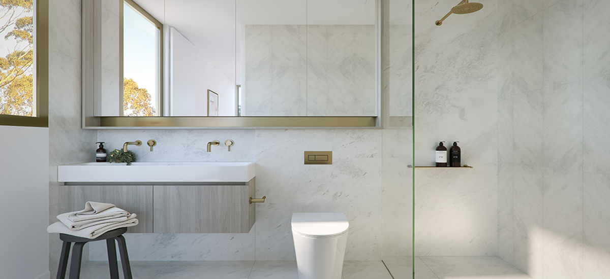 Hotham Carlisle bathroom