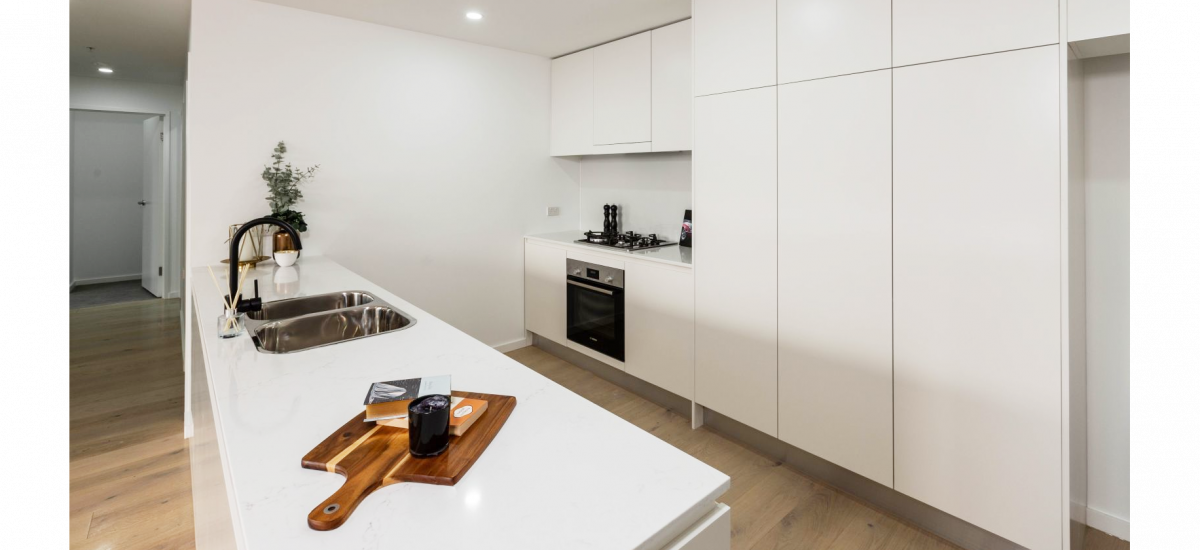 KEE Lidcombe apartments