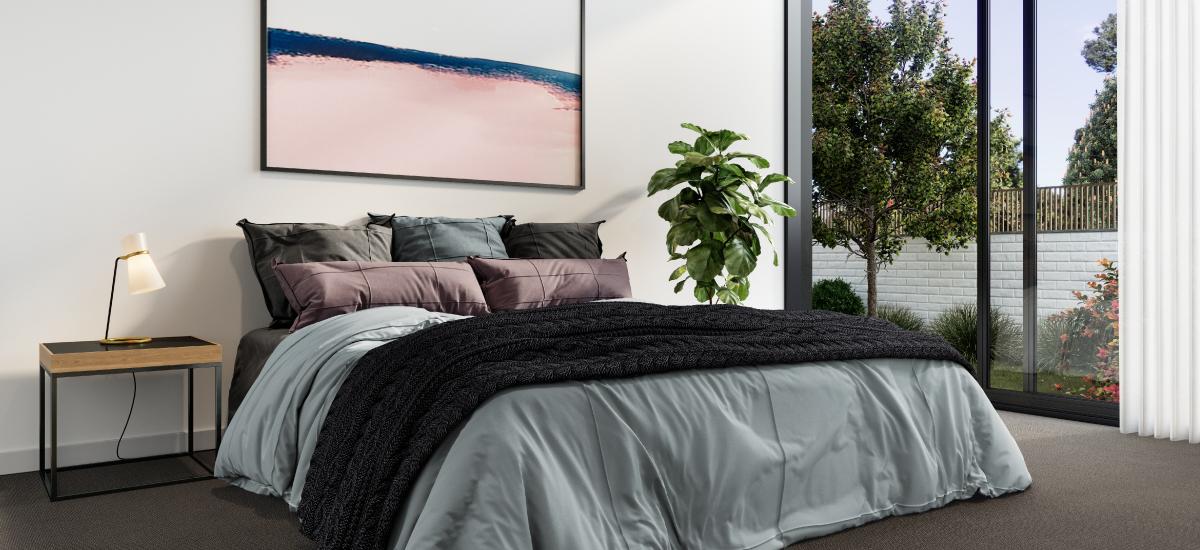 Lora bentleigh bedroom