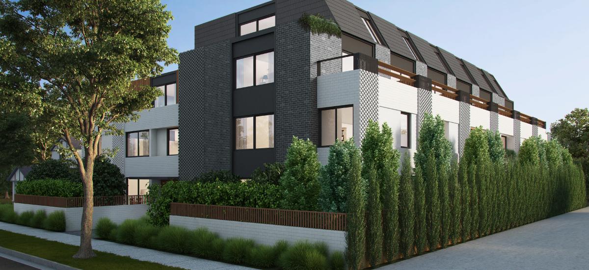 Lora bentleigh building exterior