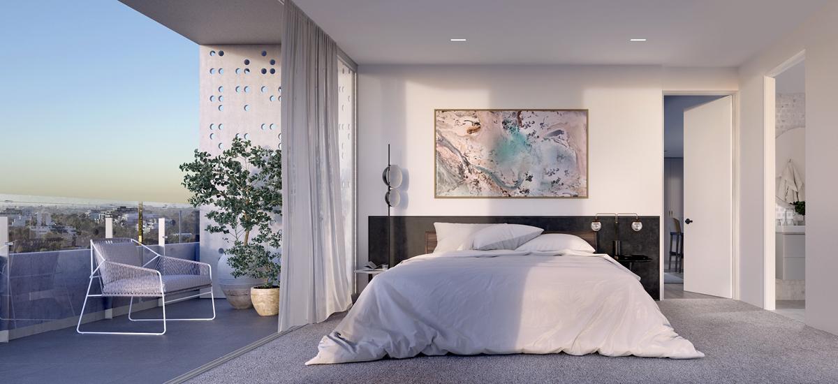 Luminess bedroom