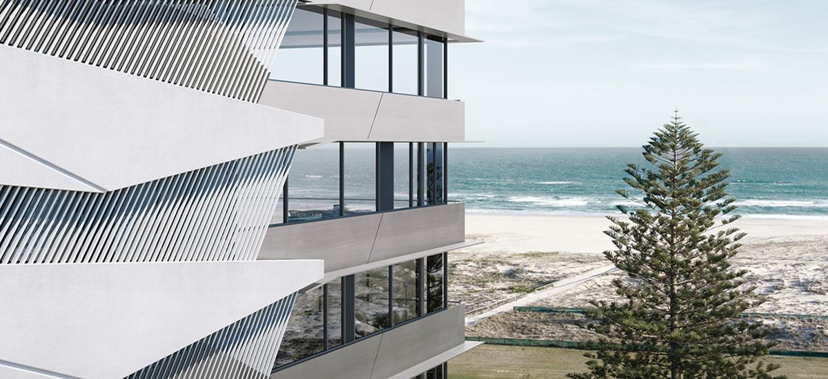 Maya Kirra Queensland building exterior