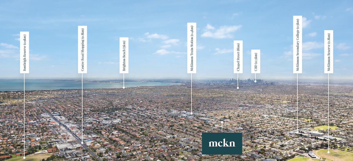 mckn apartments in McKinnon