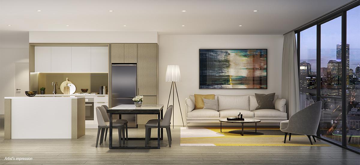 Melbourne Quarter - Apartments for sale in Docklands ...