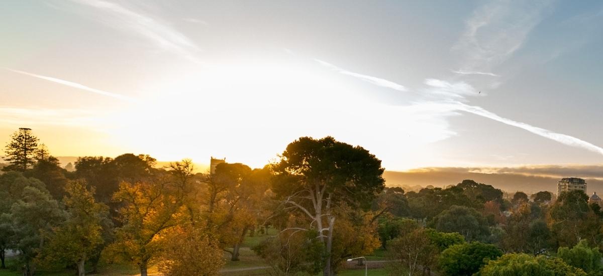Adelaide park