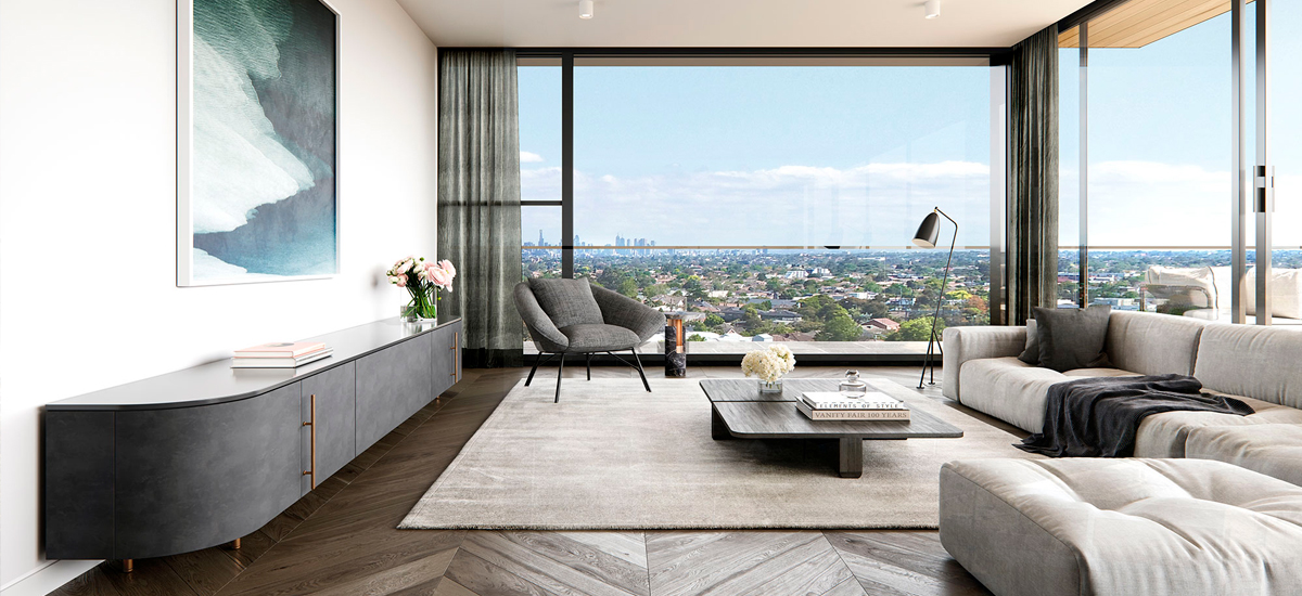 Moor living room