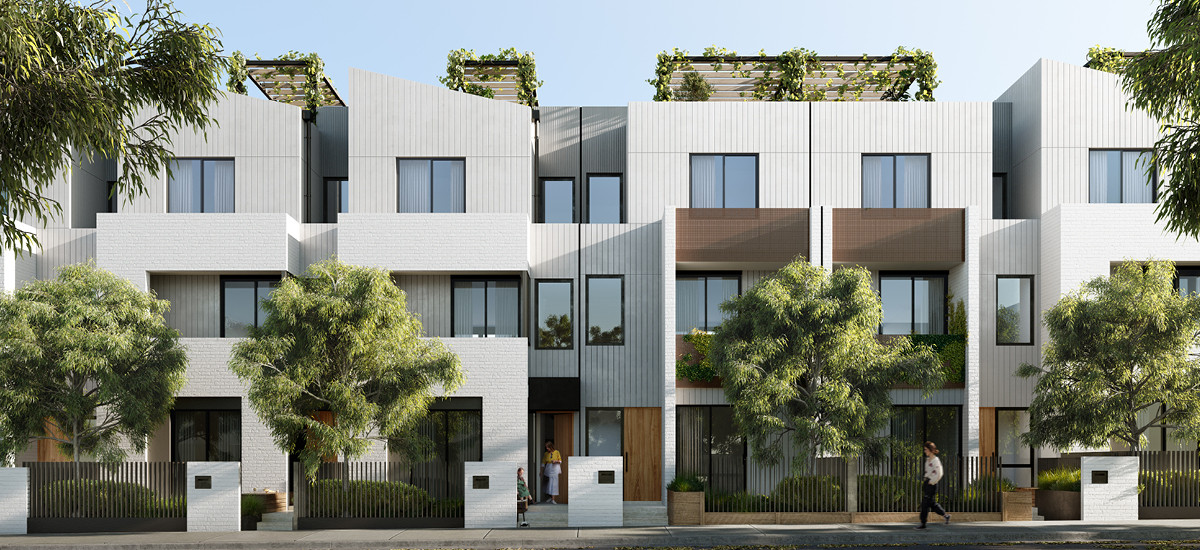 Northcote Place Townhouses
