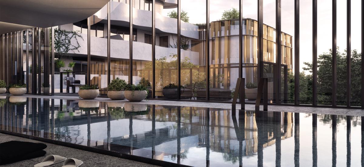 Oros+ pool