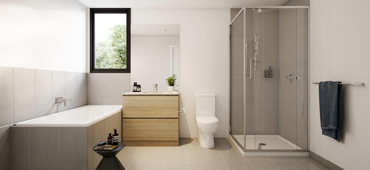 Parkfield bathroom