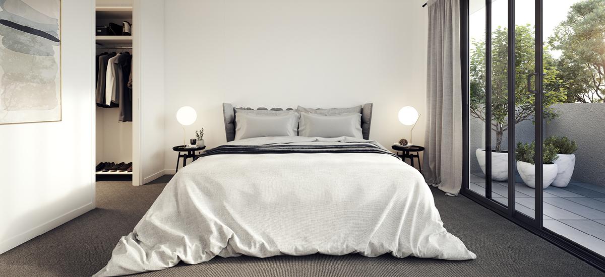 Parkfield bedroom