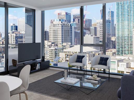 Parkhill West Melbourne Apartments