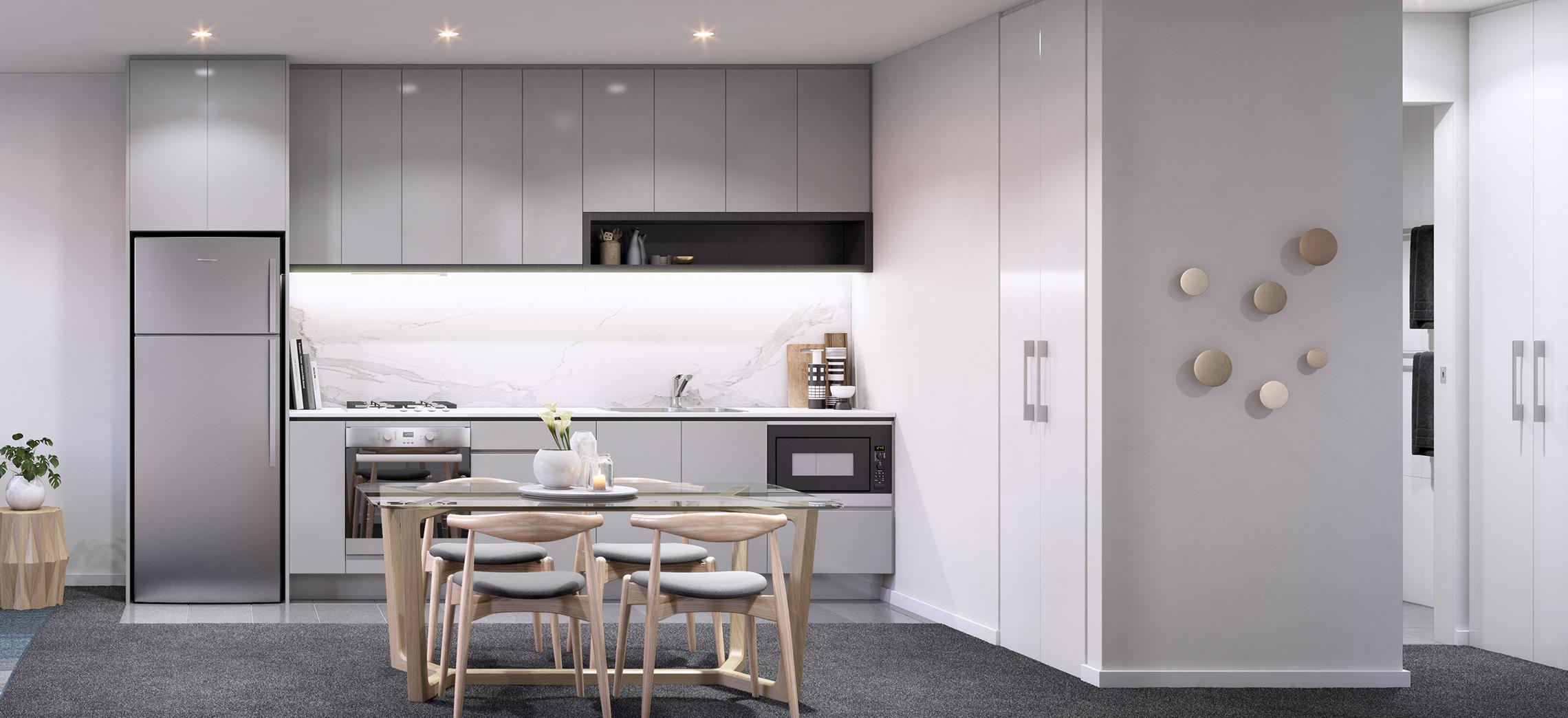 Melbourne Grand Apartment One