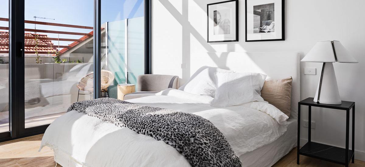 35 Marine Parade penthouse bedroom