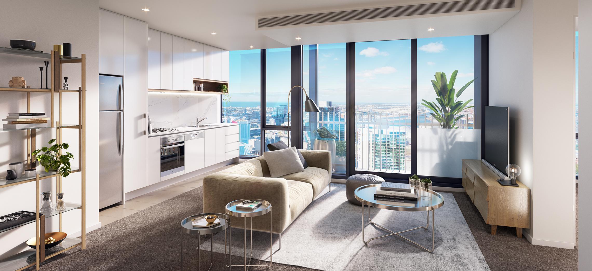 Melbourne grand apartment 2