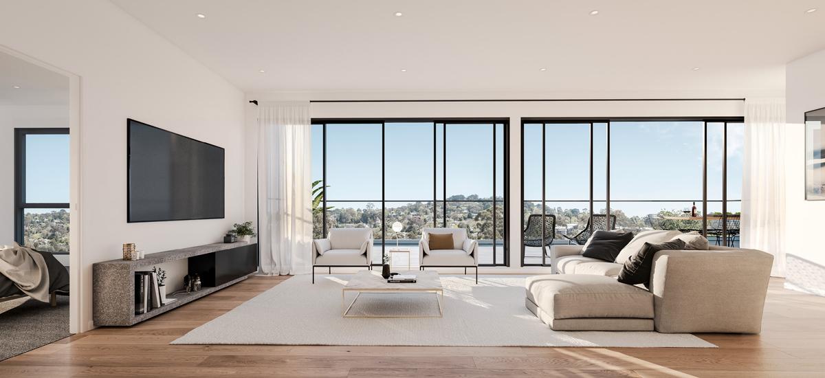 8Bourke living area