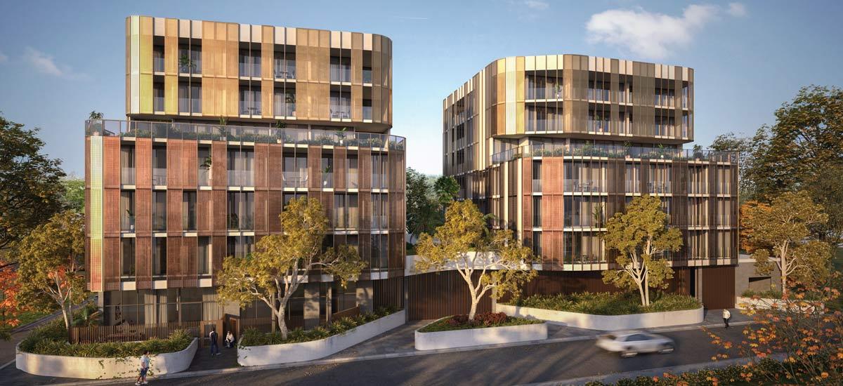 alke apartments oakleigh exterior