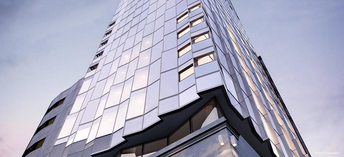Amber Melbourne facade