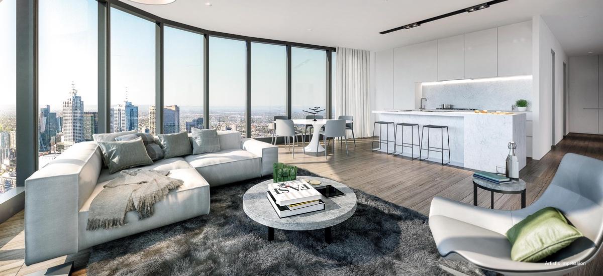 Australia 108 sky residence