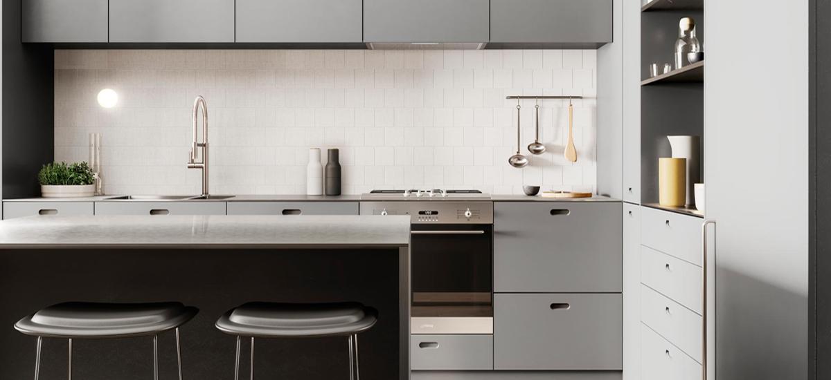 Bedford by Milieu kitchen