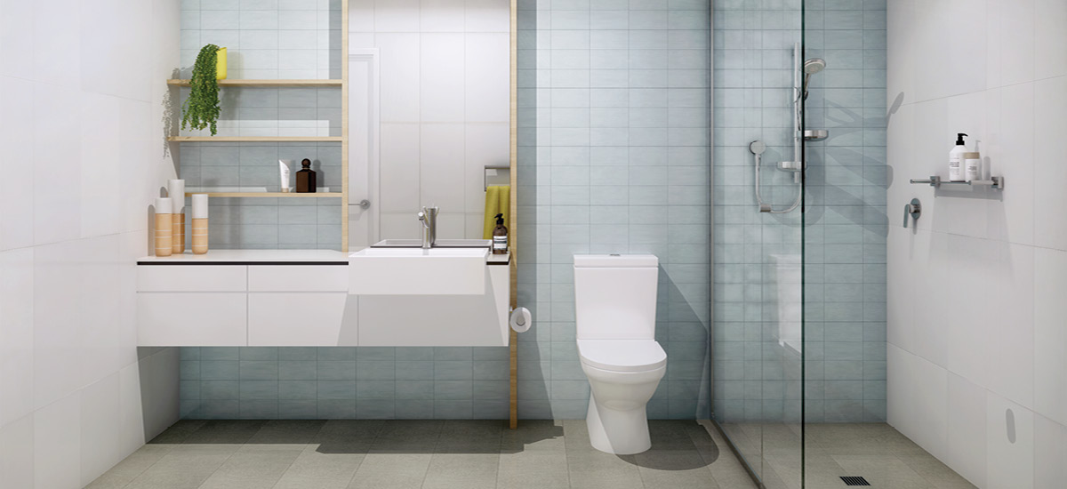 chelsea apartments melbourne off the plan luxury bathroom