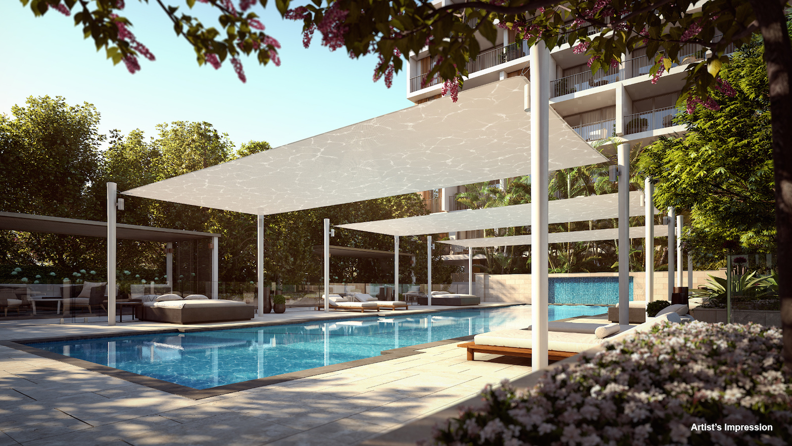 Palisade swimming pool