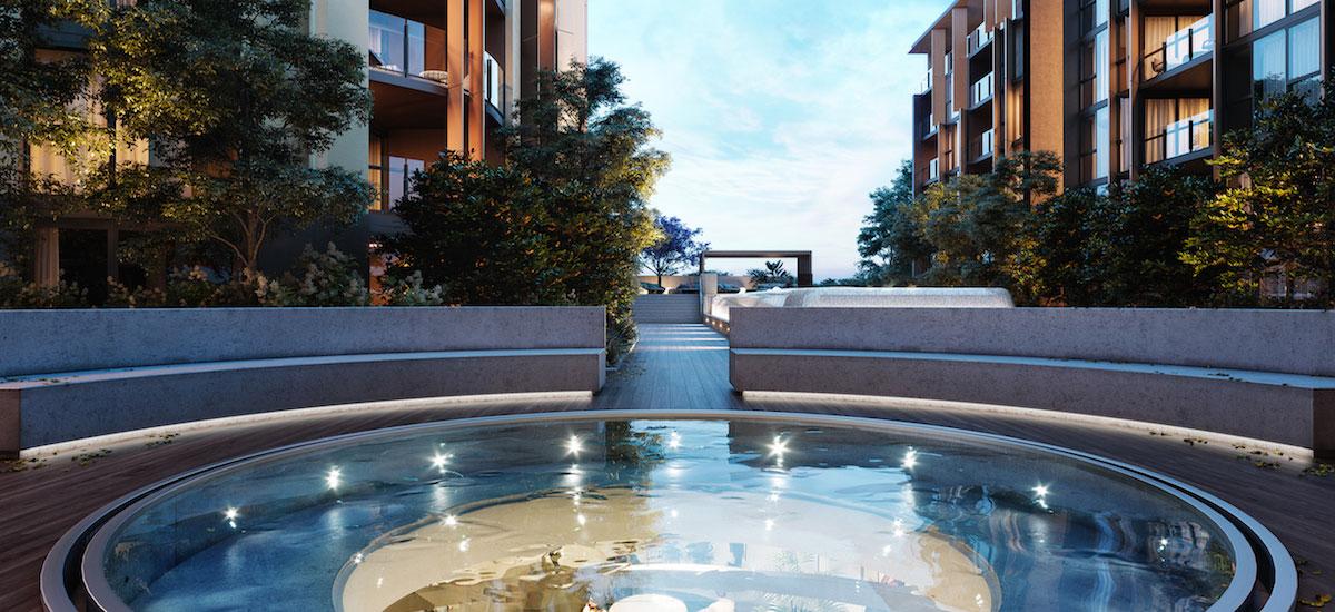 Eastlakes Live Fountain